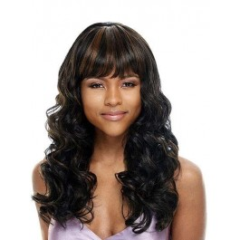 Capless Remy Human Hair Wigs For Black Women