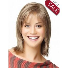 Shoulder Length Human Hair Wig