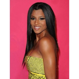 Classic Straight Lace Front Synthetic Wig