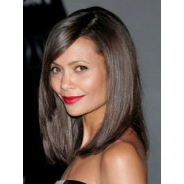 Fabulous Straight Lace Front Synthetic Wig
