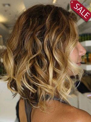 Top Selling Human Hair Wavy Wig