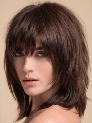 Graceful Capless Remy Human Hair Wig