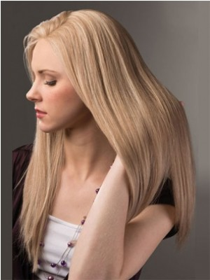 Popular Remy Human Hair Straight Lace Front Wig