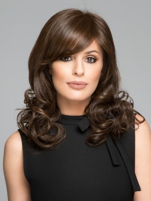 Affordable Synthetic Wavy Wig