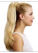 Perfect Straight Synthetic Ponytail