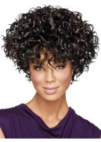 Full-On Curly Synthetic Wig
