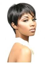 Bori Short Straight Synthetic Wig