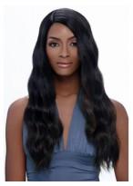 Wavy Long African American Wig