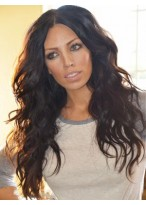 Gorgeous Lace Front Wavy Human Hair Wig