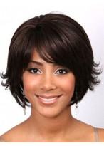 Wavy Capless Gorgeous Remy Human Hair Wig
