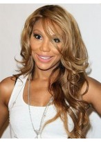 Delicate Wavy Lace Front Synthetic Wig