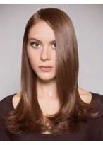 Synthetic Lace Front Straight Wig