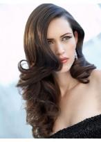 Full Lace Wavy Long Human Hair Wig