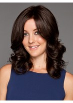 Waves Human Hair Lace Front Wig