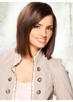 Lace Straight Remy Human Hair Wig