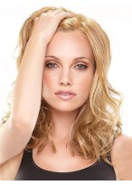 Full Lace Wavy Remy Human Hair Wig