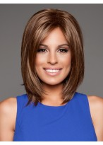 Auburn Lace Front Human Hair Wig