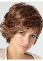 Wavy Lace Front 100% Human Hair Wig