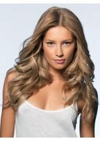 Human Hair Engaging Wavy Lace Front Wig