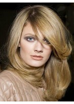 Straight Fantastic Lace Front Remy Human Hair Wig