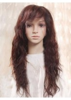 Remy Human Hair Wavy Lace Wig