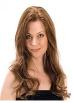 Wavy Remy Human Hair Lace Wig