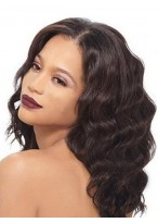 Deep Wavy Lace Front Wig