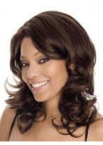 Long Wavy Synthetic Womens Wig