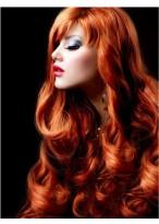 Full Lace Wavy faddish No-fuss Wig