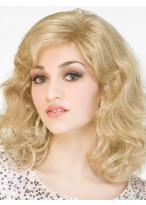 Wave Synthetic Hair Capless Wig