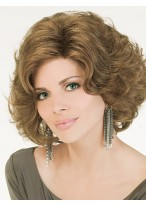 Capless Wave Synthetic Hair Wig