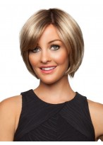 Medium Length Synthetic Lace Front Wig