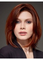 Lace Front Prim Straight Synthetic Wig
