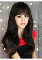 Long Straight Gracious Capless Synthetic Wig