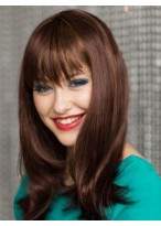 Straight Lovely Capless Synthetic Wig