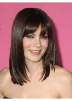 Straight Capless Pretty Synthetic Wig