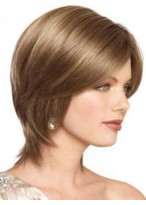 Sightly Straight Capless Synthetic Wig