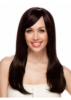 Well-favored Straight Lace Front Synthetic Wig