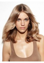 Synthetic Glamorous Straight Lace Front Wig