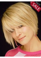 High Quality Human Hair Chemotherapy Wig