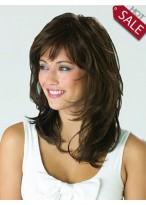 Charming Wavy Human Hair Wig