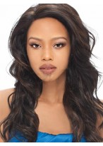 Sweet Wavy Synthetic Lace Front Wig