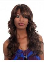 Glamorous Wavy Synthetic Capless Wig