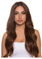 Gorgeous Remy Human Hair Lace Front African American Wig