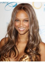 Tyra Banks Admirable Lace Front Human Hair Wig