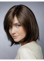 New Style Brazilian Remy Hair Capless Wig