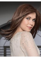 Lace Front Prodigious Straight Remy Human Hair Wig
