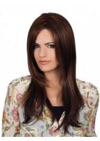 Glamorous Remy Human Hair Straight Capless Wig