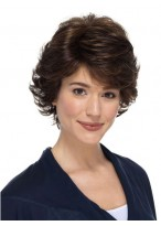 Fashionable Human Hair Lace Front Wig