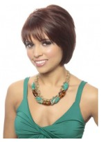 Flattering Capless Synthetic Wig